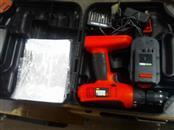 BLACK&DECKER Cordless Drill CD1800S